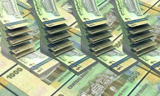 أسعار الريال اليمني أمام الدولار والريال السعودي وبقية العملات الأجنبية في محلات الصرافة اليوم الأحد 11 / فبراير /2018