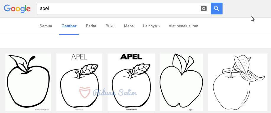Hasil Penelusuran Gambar Garis Apel