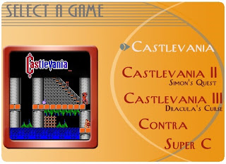Download Game Contra Castlevania PC