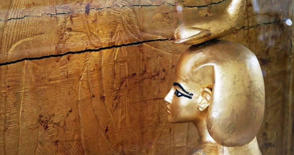 A, mitoloji, din ve mitoloji, mısır mitolojisi, Serket, Akrep tanrıça, Kötülük yapanları cezalandıran akrep tanrıça, Serqet, Selkis, Yarı akrep tanrıça, Zehirden koruyan tanrıça, Antik Mısır, Mısır Tanrıçaları, Kanopik