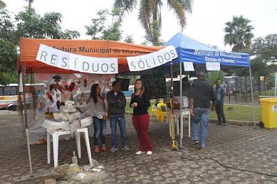 Expo Meio Ambiente exibiu  no dia 08/06 ações ambientais da Ilha e Iguape
