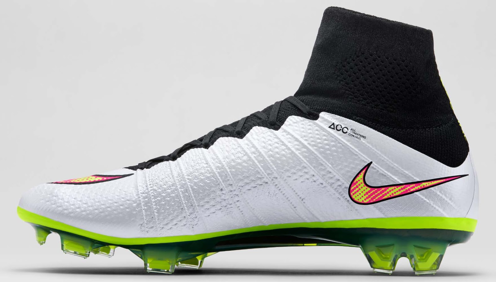 Fresh Colors White Nike Mercurial Superfly Boot Released Footy Headlines