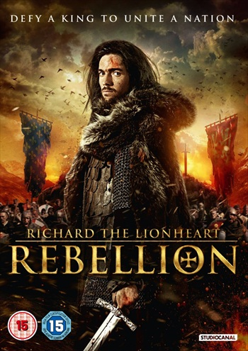 Richard The Lionheart Rebellion 2015 Dual Audio Hindi 720p BluRay 800mb