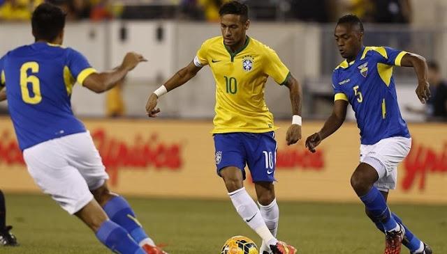 Brasil vs Ecuador en vivo Copa America Centenario 2016