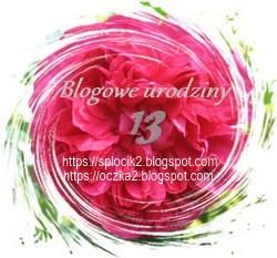 13 Urodziny Bloga