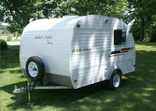 Bak Pak Travel Trailer