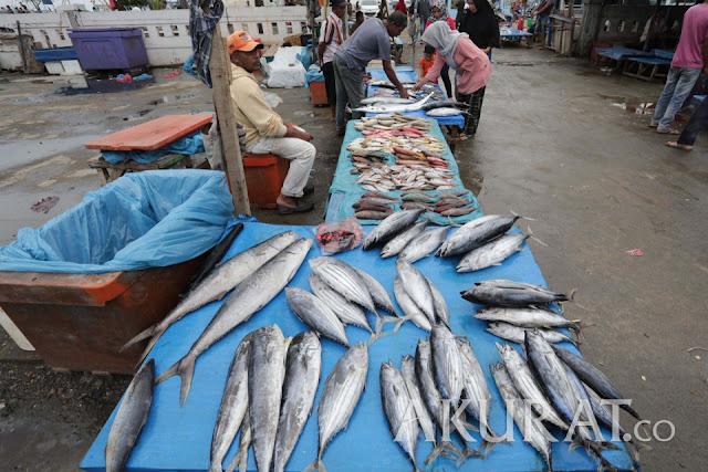 Iming-imingi Nelayan, Sandiaga Janji Pelelangan Ikan Bebas dari Pemodal Besar