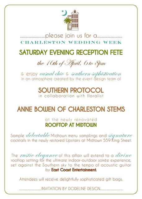 A Lowcountry Wedding - Charleston, Myrtle Beach & Hilton ...