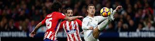 Cronica Atletico de Madrid-Real Madrid: Sin suerte en el Wanda