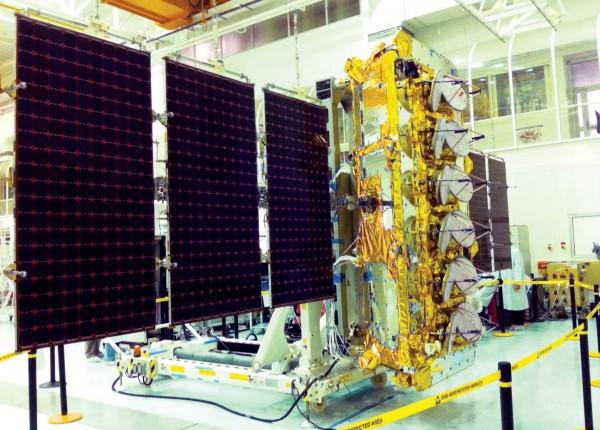Suposto satélite da empresa O3b que trabalharia com a Google