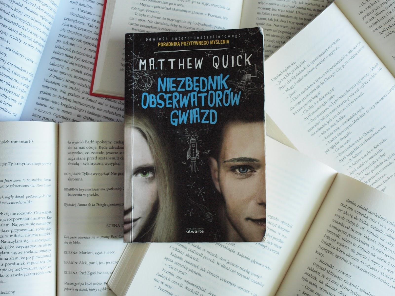 Niezbędnik obserwatorów gwiazd - Matthew Quick