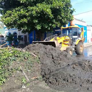 ESSMAR ha retirado 2.820 toneladas de sedimento en las últimas semanas en barrios de Santa Marta