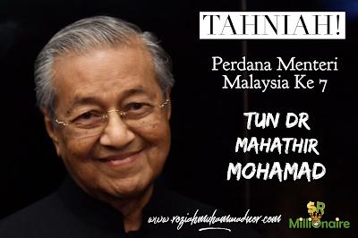 perdana menteri malaysia ke 7