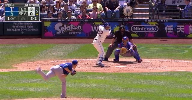 El cubano Leonys Martín consiguió dobles dígitos en jonrones por primera vez en la MLB