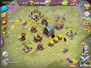 Clash Of Lords 2 Apk unlimited money
