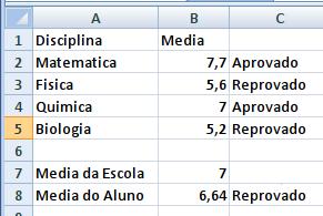 Curso de Excel grátis e online