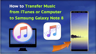 Transfer Itunes Music Together With Playlist To Galaxy Depository Fiscal Establishment Complaint 8