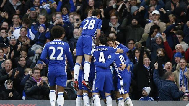 Chelsea Catatkan Rekor Kemenangan Terpanjangnya di Premier League