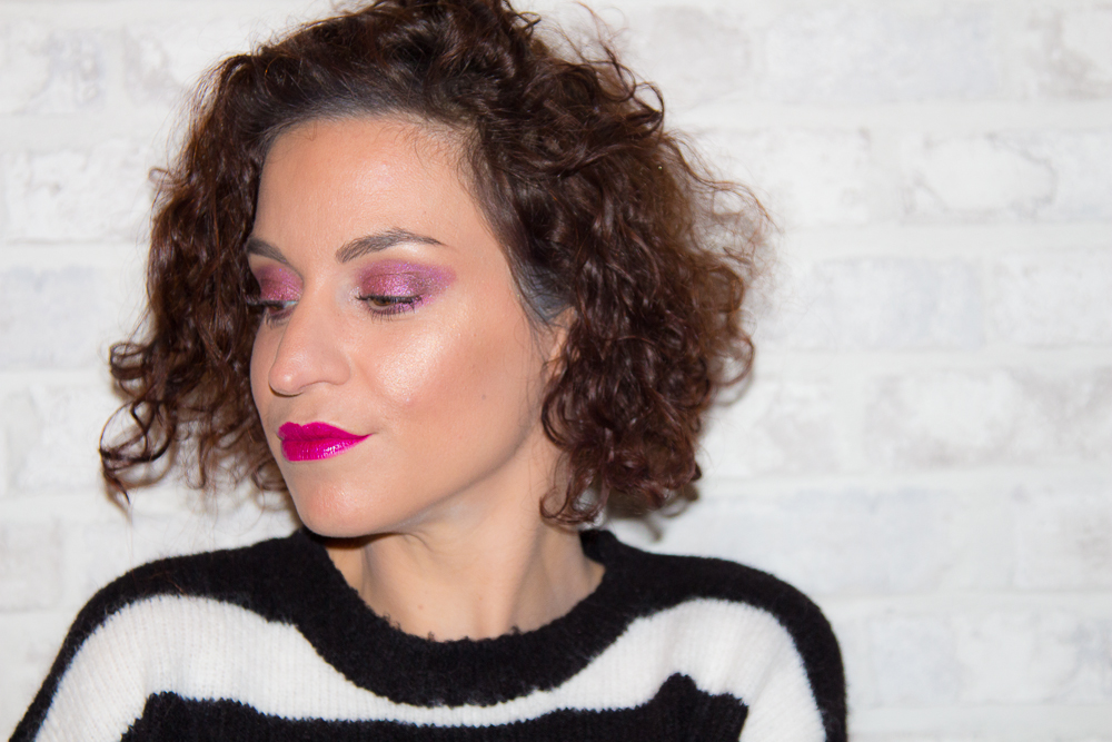 maquillage - rose - urban decay