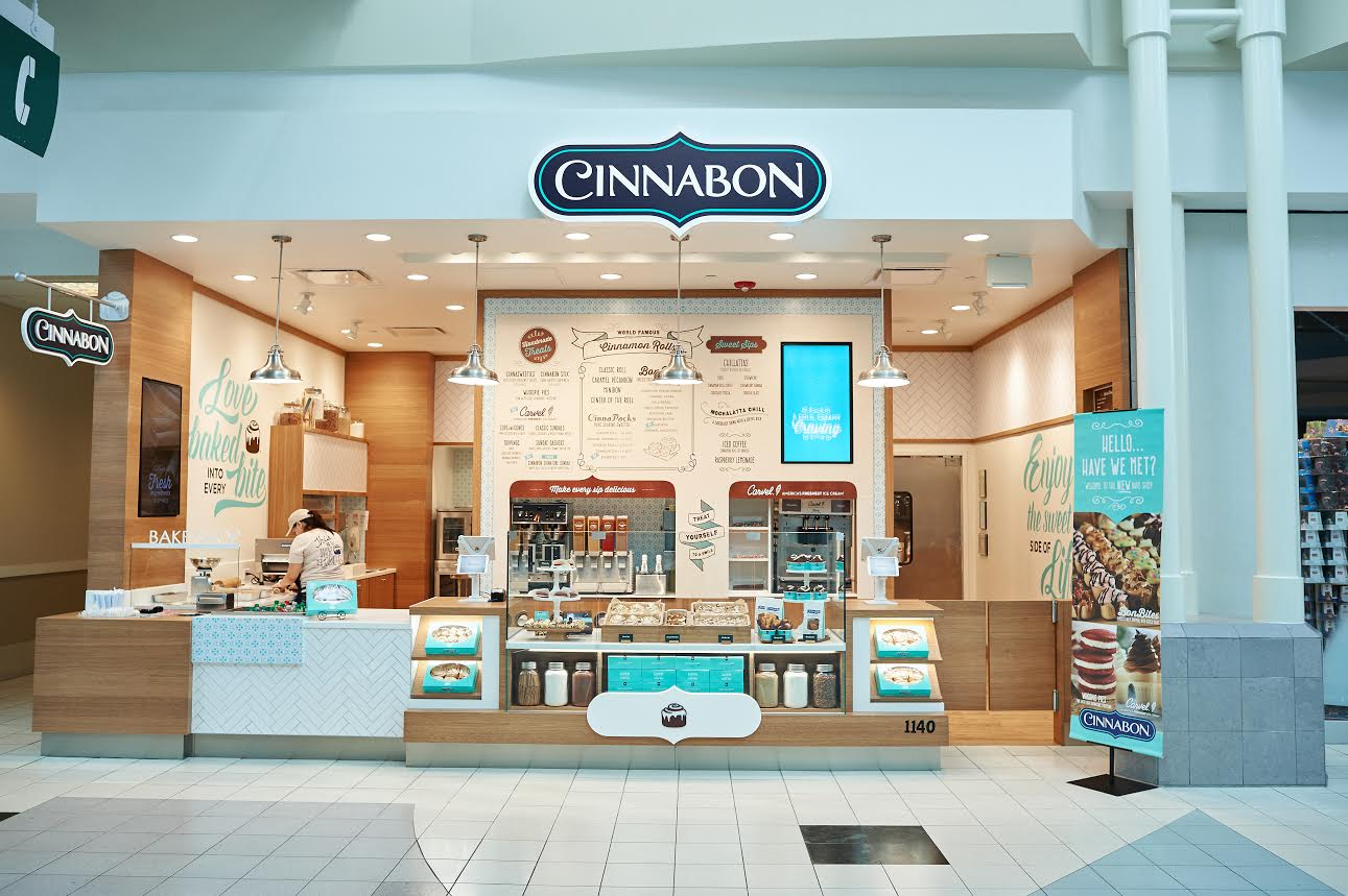 Image result for Cinnabon stores