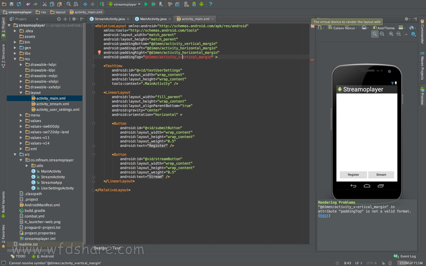 Android Studio full version portable offline