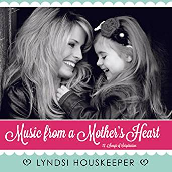 "Lyndsi's tender new collection, ""Music from a Mother's Heart"""