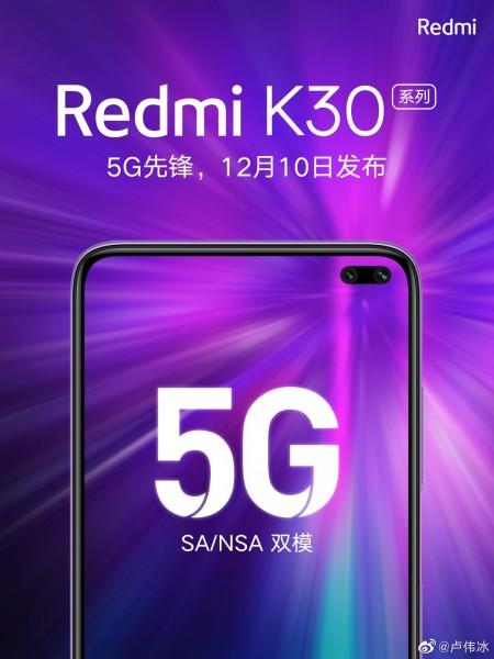 Harga Dan Spesifikasi Xiaomi Redmi K30