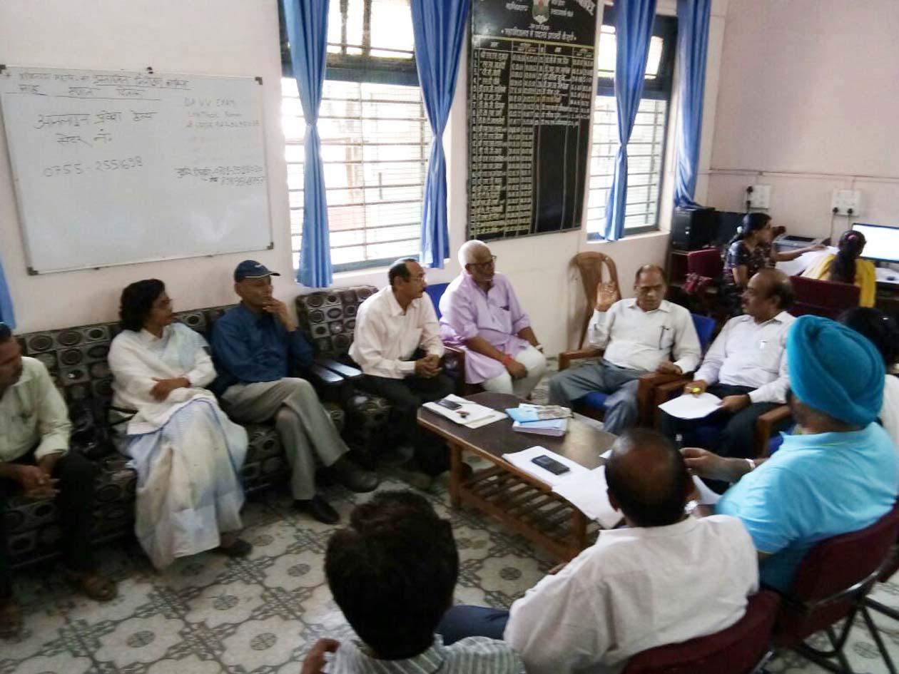 महाविद्यालय के विकास को लेकर हुई चर्चा, पूर्व छात्र संगठन की बैठक संपन्न -Meeting-on-the-development-of-the-college-the-meeting-concluded