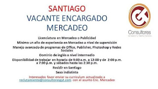 empleo marketing