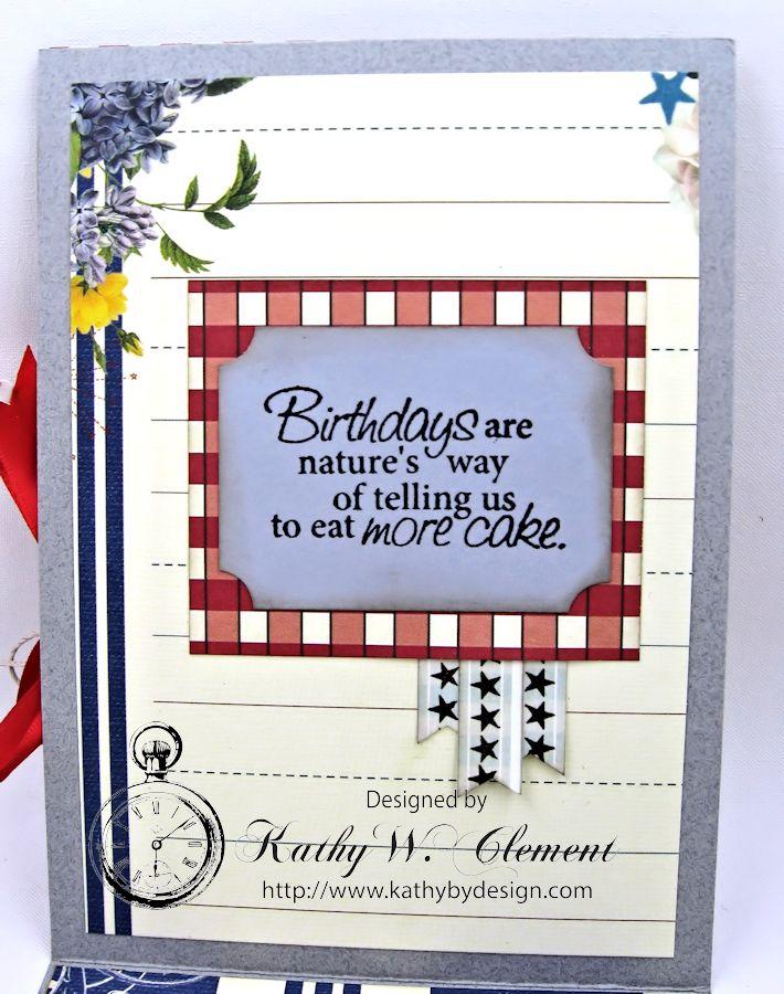 Lighthouse Birthday Card 05
