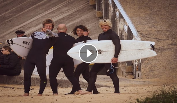 The Wild Bunch Today at Merewether