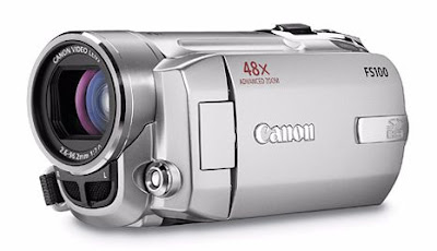 CANON FS100 MANUAL