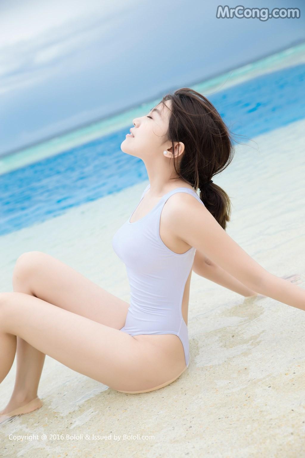 Sabrina Model (许诺) (52 pics)