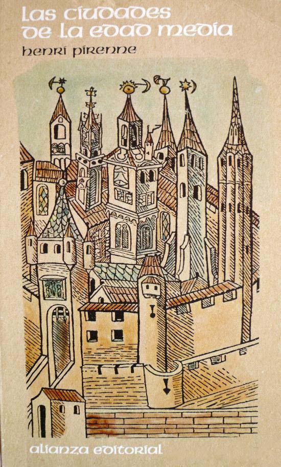 Las Ciudades De La Edad Media – Henry Pirenne
