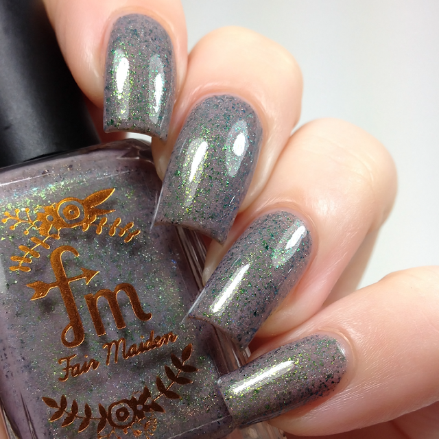 Fair Maiden Polish-Vintage Fairy