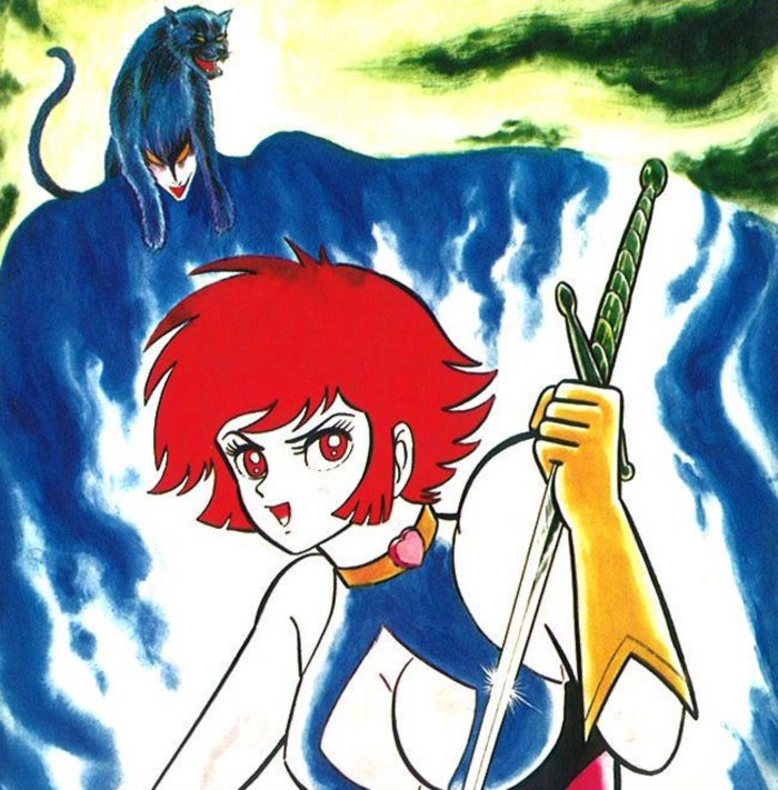Cutie Honey manga