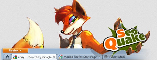 Cara Pasang | install | Menggunakan SEOquake di Mozilla Firefox