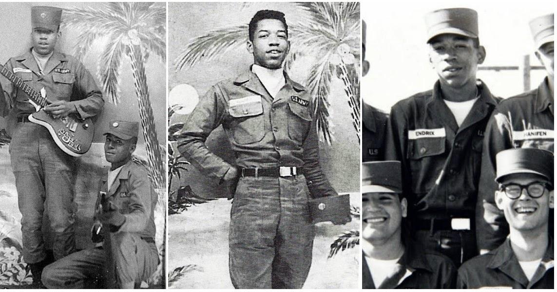 Jimi Hendrix di Angkatan Darat AS, 1961-1962