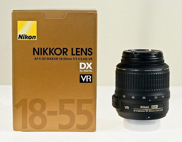 Cho thuê Lens Nikon 18-55 - Chụp đa đụng, phong cảnh: 45k/ngày