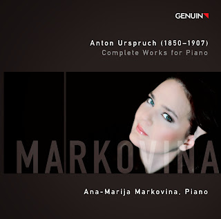 Urspruch: Complete Works for Piano, Vol. 1