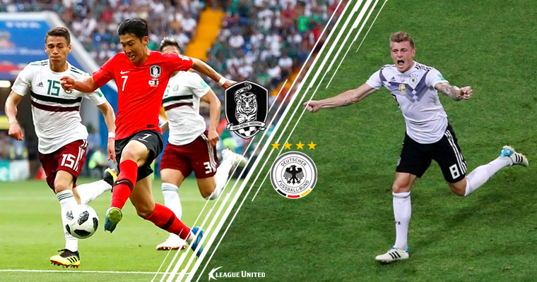 World Cup Preview: Korea Vs Germany