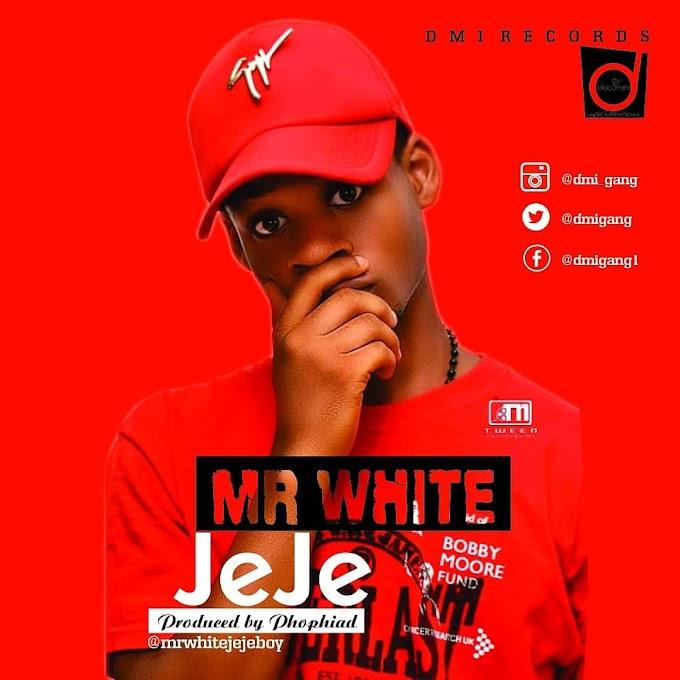 Anticipation [Music] jeje - Mr white