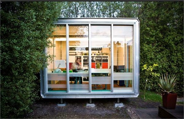 Cabin prefab one bedroom joy studio design gallery best design - Shipping container home kit ...