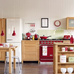 red and green kitchen ideas diy decora 231 227 o cozinhas retr 244 7664