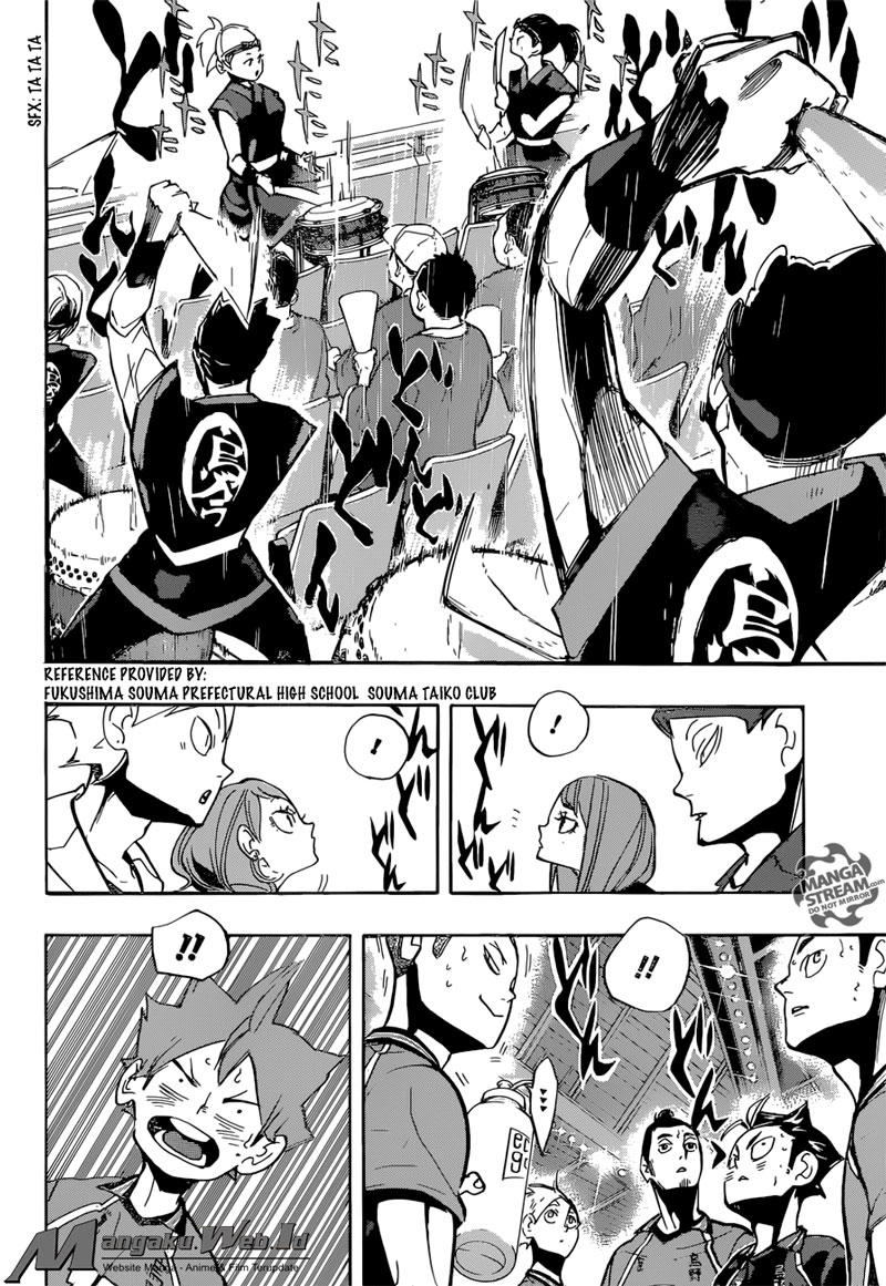 Haikyuu!! Chapter 252-5