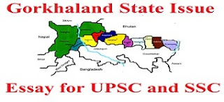 Gorkhaland State Issue