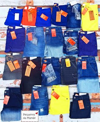 Como revender calças e shorts jeans da Marisol comprando no atacado online