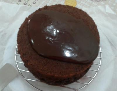 Cake Recipe Using The Cake Convention Method