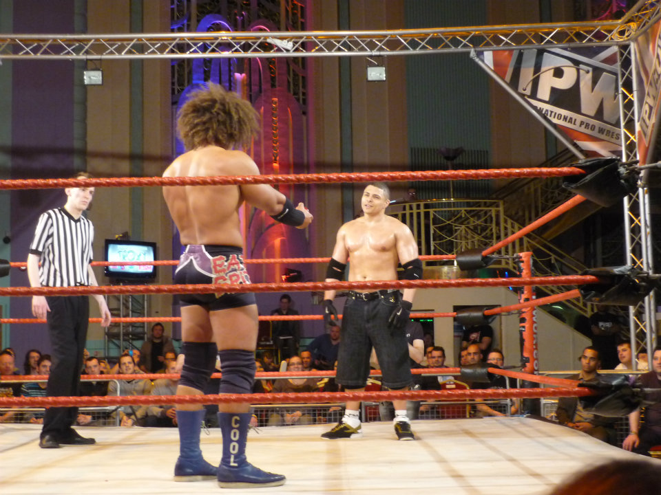 Wrestling's Last Hope: A night at The Troxy - A Review of