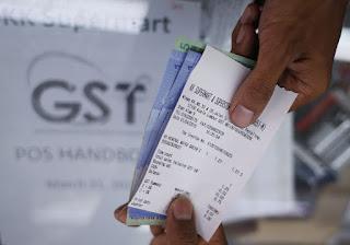 Putrajaya janji tak akan naikkan GST lepas PRU14